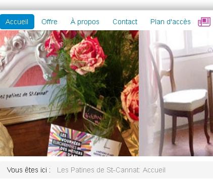 Les patines de St-Cannat: artisan d'art en décoration sur meubles
