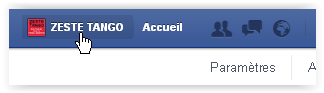 Gestion de FaceBook en Mode Page